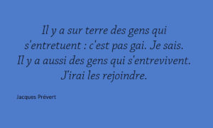 Citation Prévert