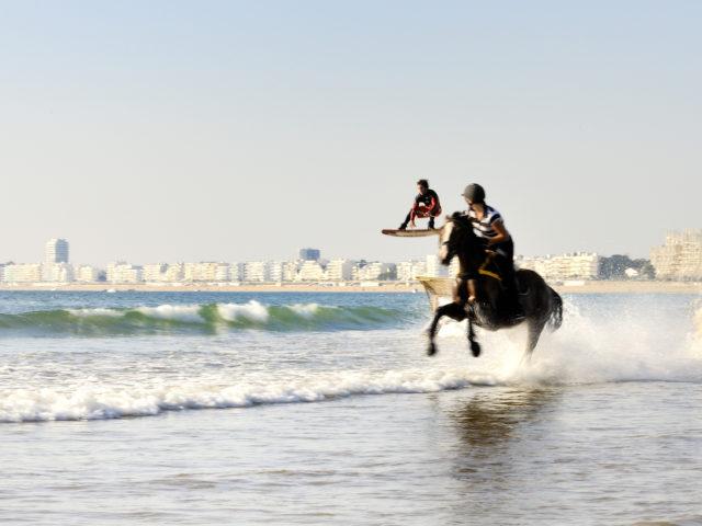 Des idées de sports à cheval pour gagner plus de médailles aux JO